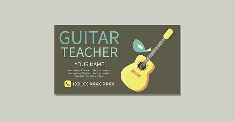 Getting more students as a guitar teacher