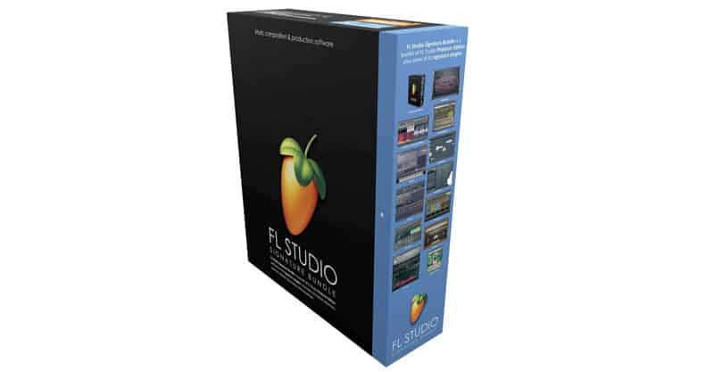 Image-Line FL Studio, Best For Beginner Music Producers and audio engineers
