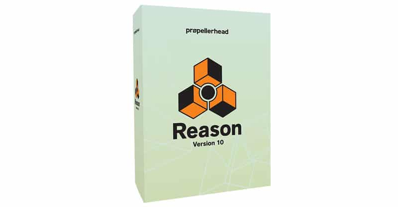 Propellerhead Reason Digital Audio Workstation Application