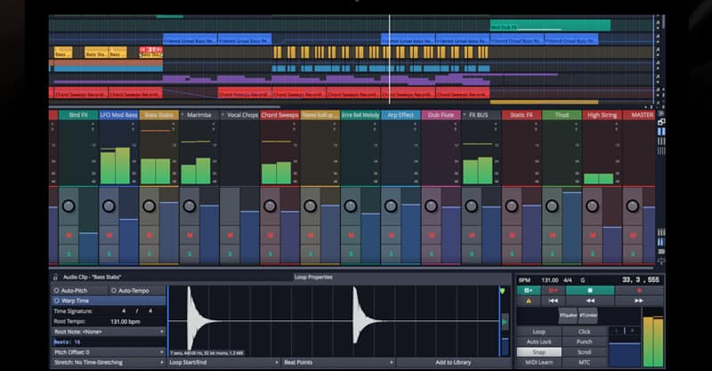 Best Digital Audio Workstation Software Applications For Music Producers And Audio Editors