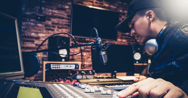 Branding yourself as a music producer