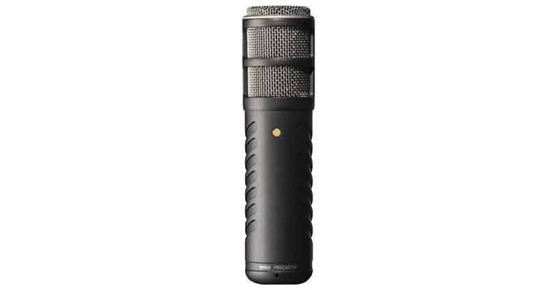 Rode Procaster Broadcast Dynamic Vocal Microphone For Voice