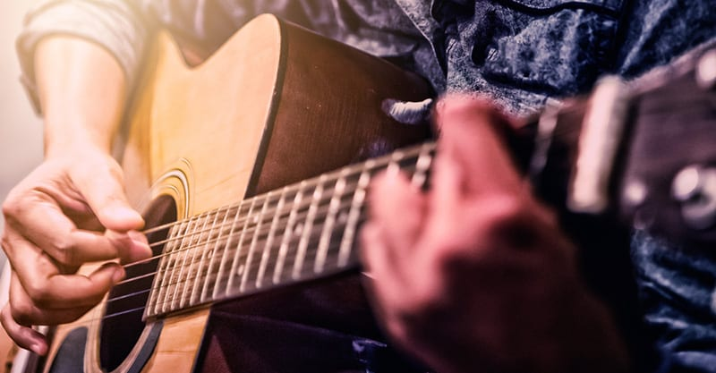 Is it possible to teach yourself guitar without lessons?