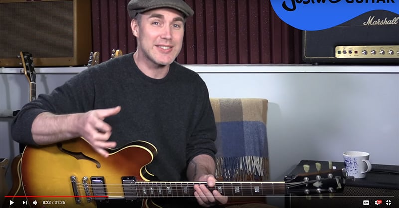 Top free guitar lessons you can download