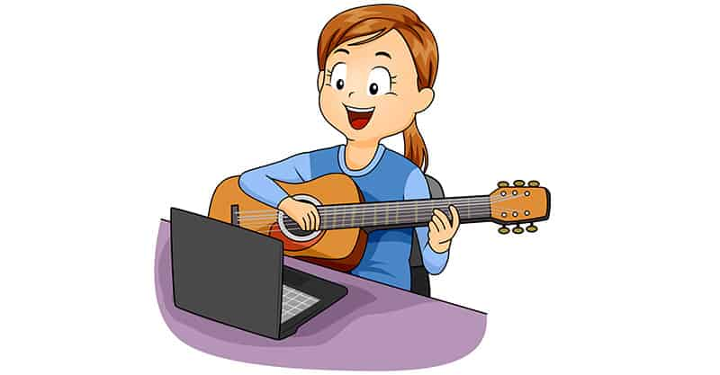 Which are the best guitar lessons for kids?