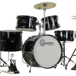 6 Best Junior Drum Sets For 5, 8, And 10+ Year Old Beginner Kids 2021