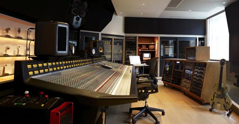 The Warehouse Studio
