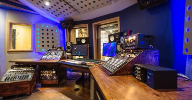 Best 14 Canadian Recording Studios