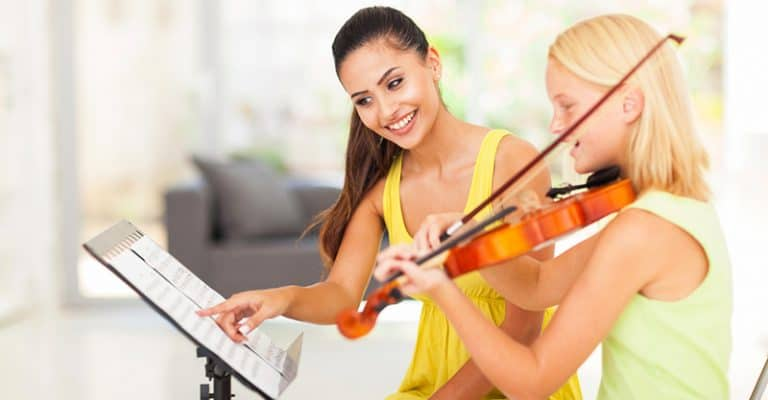 How To Become A Private Music Teacher And Start Teaching Lessons From Home [Without A Degree]