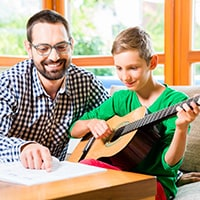 Setting up your music teaching business from home without a degree