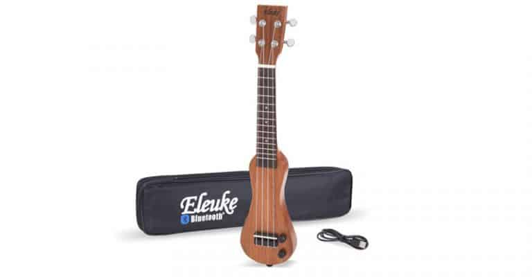 7 Best Travel Ukuleles On Sale For Backpackers 2021