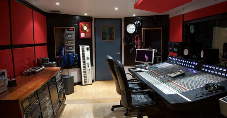 8 Top London Recording Studios You May Want To Book 2021