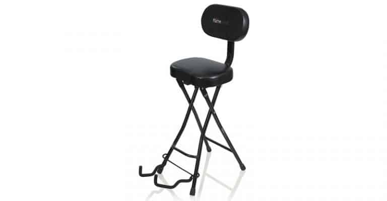 7 Best Guitar Chairs And Stools For Comfort 2021 (With Back Support While Playing)