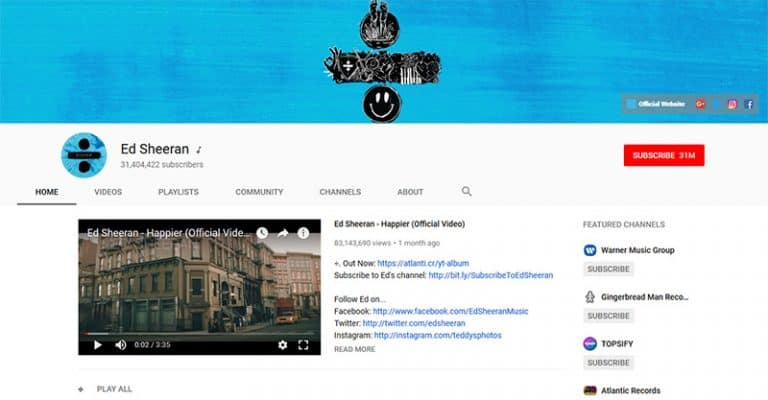 What Is The YouTube Official Artist Channel, And What Should Musicians Be Doing About It?