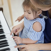 Enjoying and learning music at any age