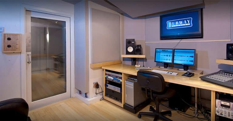 7 Best Recording Studios In NYC 2021; Where To Record When Visiting New York