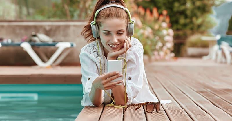 Revenue from Spotify streams