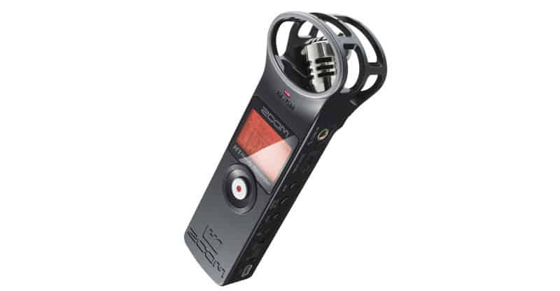 Zoom ZH1 H1 Handy Portable Recorder