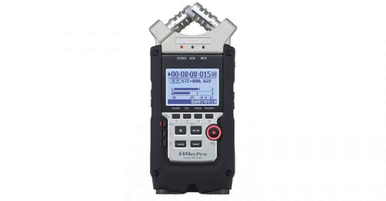 6 Best Portable Audio Recorders 2021 For Musicians, Djs, & Anyone In The Music Industry Reviewed