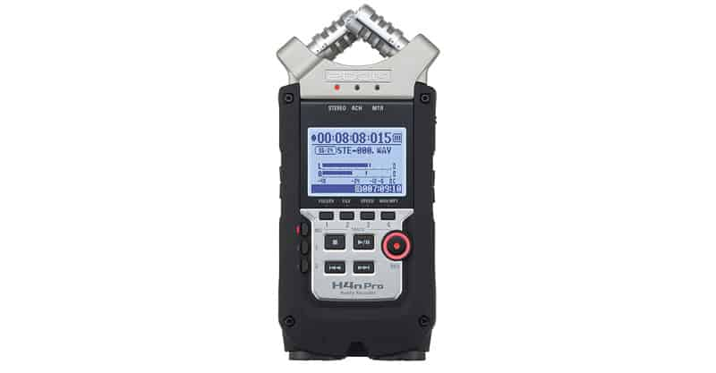 6 Best Portable Audio Recorders For Musicians, Djs, And Anyone In The Music Industry Reviewed