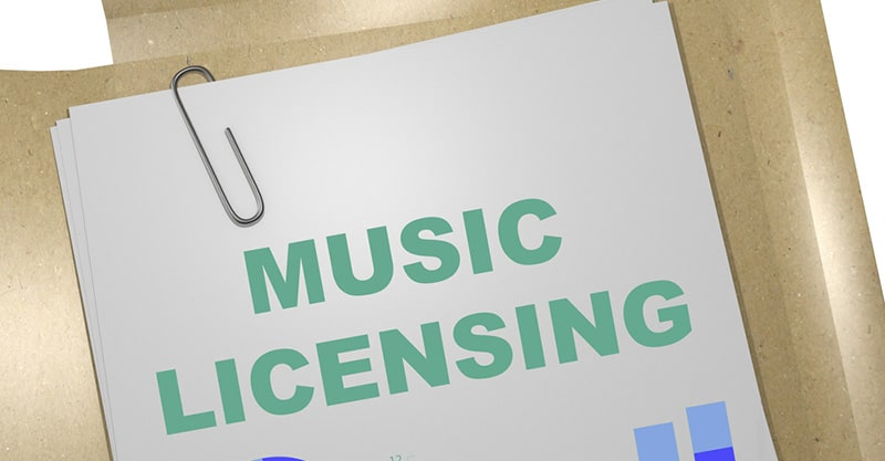 Music placements for independent musicians