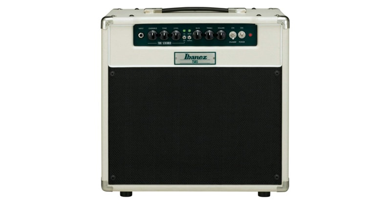 Ibanez TSA15 1x12 15-Watt All-Tube Combo Guitar Amplifier
