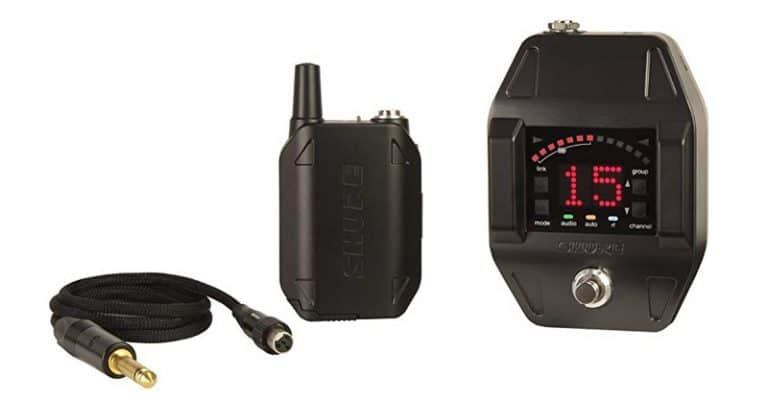 10 Best Wireless Guitar Systems 2021, The Top Options Compared
