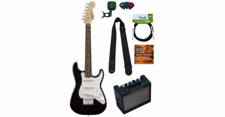 Best 7 Electric Guitars And Guitar Packages For Beginners 2021
