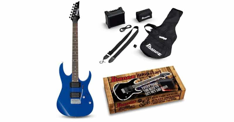 Ibanez IJRG220Z Electric Guitar Package
