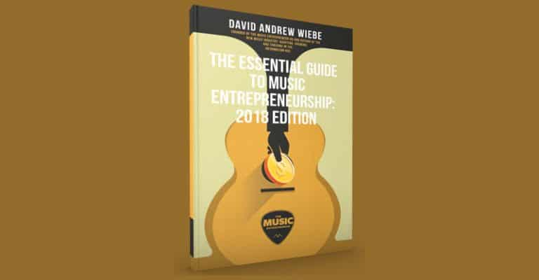 Music Entrepreneurship, A Powerful Introduction To Being A Musician And Business Entrepreneur