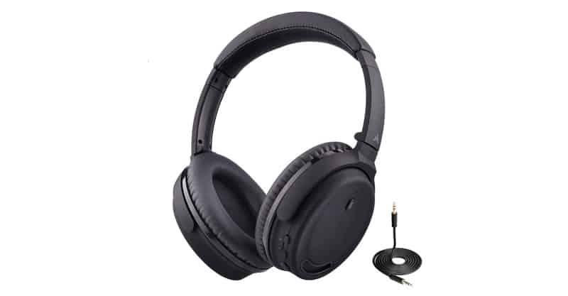 Avantree ANC032 Active Noise Cancelling Bluetooth 4.1 Headphones
