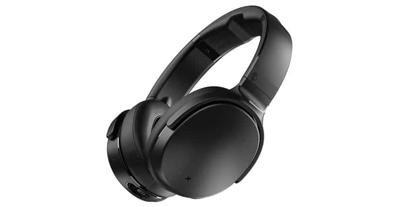Skullcandy Venue Active Noise Cancelling Headphones, Over The Ear Bluetooth Wireless