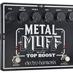 7 Best Distortion Pedals For Metal In 2021 Compared - Suitable For Heavy Metal, Death Metal & More