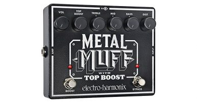 Best Distortion Pedals For Metal Compared – Suitable For Heavy Metal, Death Metal & More