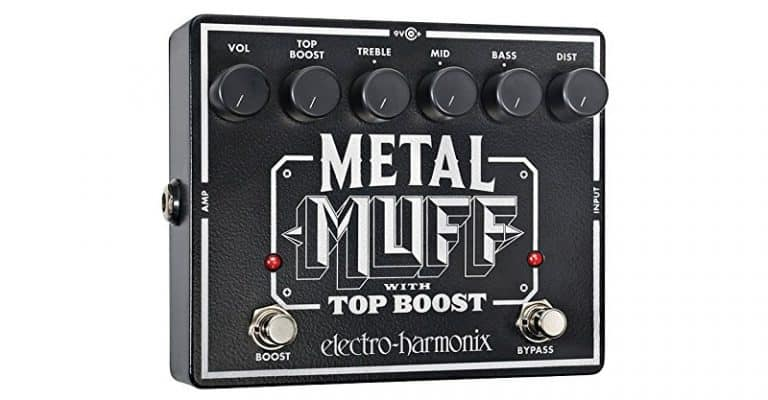 7 Best Distortion Pedals For Metal In 2021 Compared – Suitable For Heavy Metal, Death Metal & More