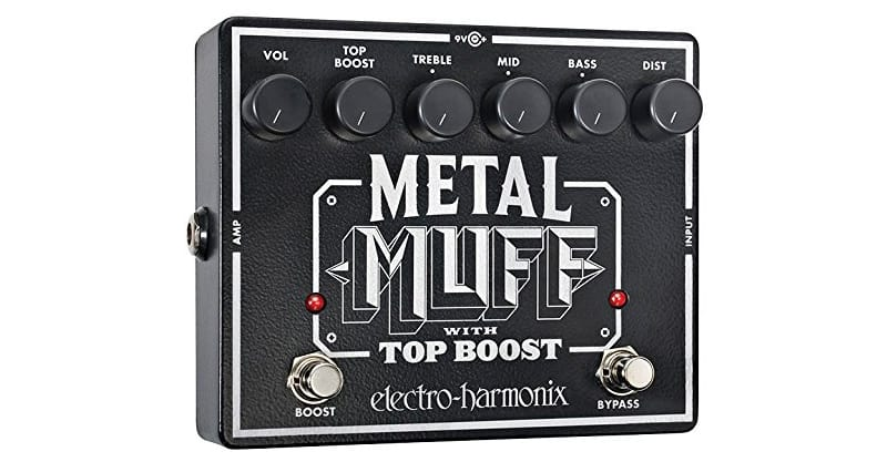 Best Distortion Pedals For Metal Compared