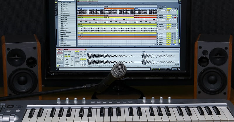 Making your own beats with samples