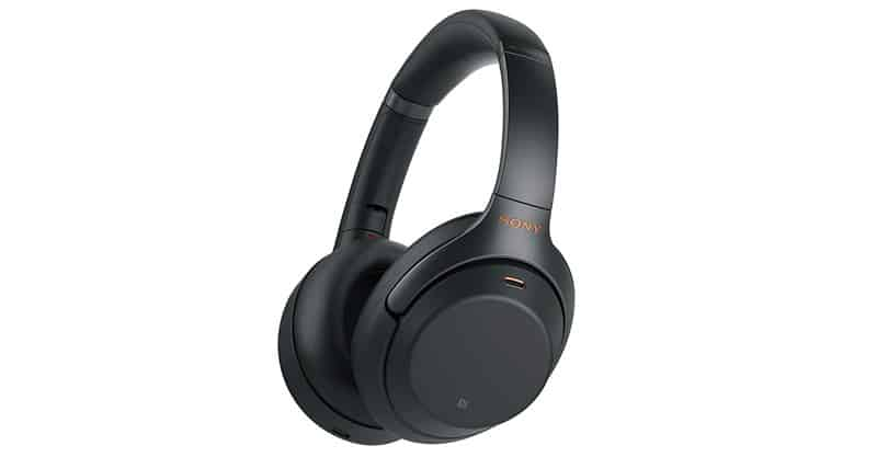 Sony WH-1000XM3 Wireless Industry Leading Noise Cancelling Over Ear Headphones