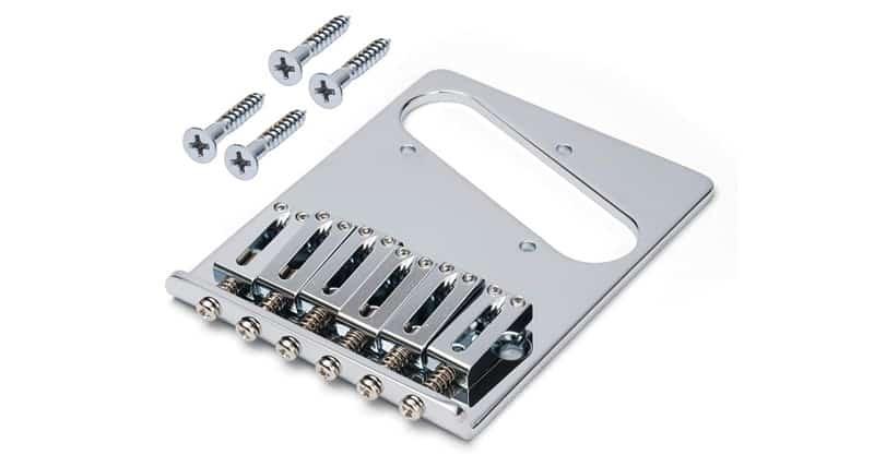 Best Telecaster Bridge For Your Fender Guitar