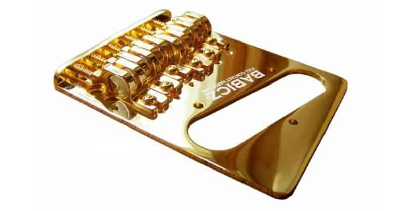 Babicz FCHTELEGDP Full Contact Hardware, Telecaster Bridge