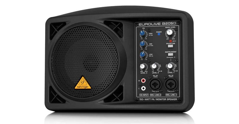 Best Vocal Amps For Singers – Great For Band Practice And More