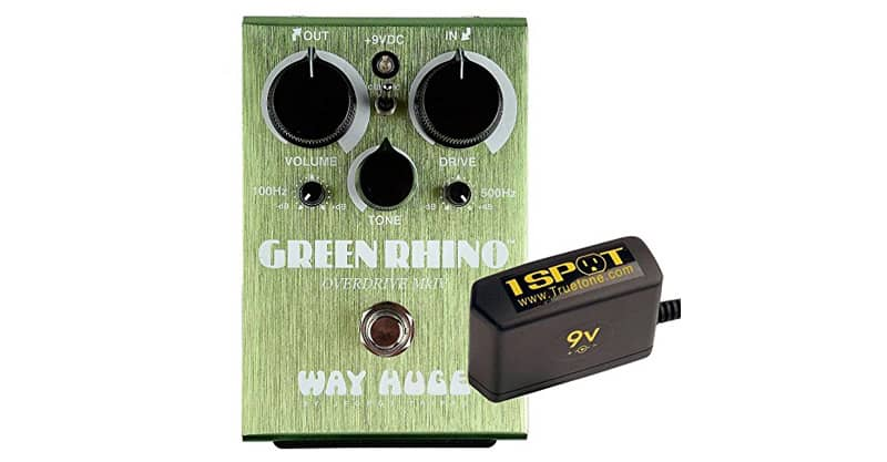 Way Huge WHE207 Green Rhino MkIV Overdrive