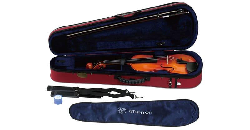 Best Violins For Beginners - Stentor 1500-4/4 Student II Violin
