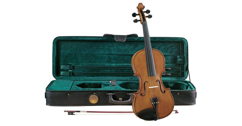Cremona SV-175 Premier Student Violin Outfit – 4/4 Size