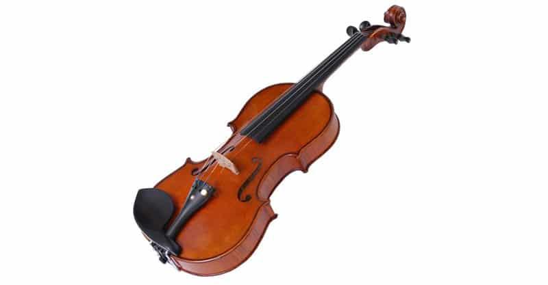 Erwin Otto 1260RA Romanian Violin Outfit
