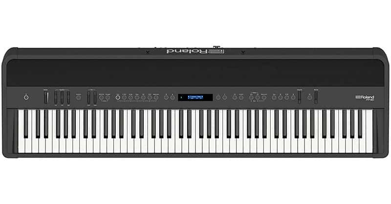 Roland FP-90-BK Premium Portable 88-key Piano