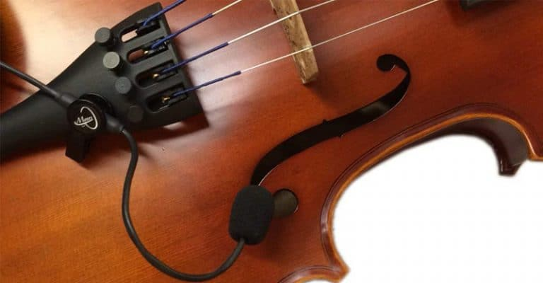 7 Best Violin Pickups 2021, We Compare Amplification Options For Your Acoustic Violinists
