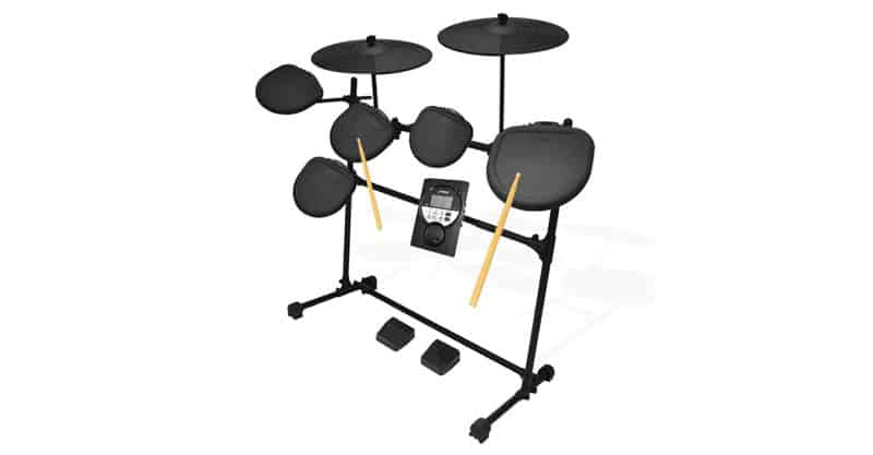 Pyle Pro PED021M 9 Piece Electronic Drum Set