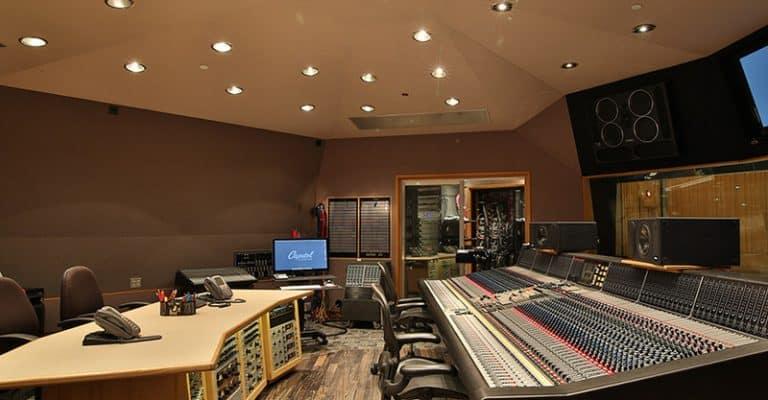 7 Best Recording Studios In Los Angeles 2021