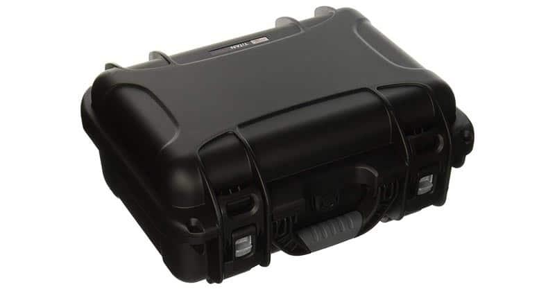 Gator Cases GU-1309-06-WPDF Titan Series Waterproof Utility/Equipment Case With Diced Foam Insert